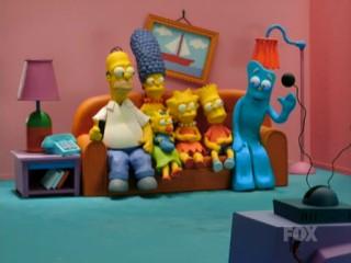 Пластилиновые Симпсоны