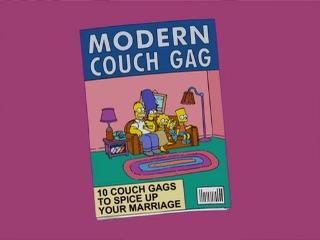 Симпсоны в журнале