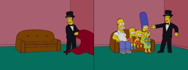 Симпсоны и маг