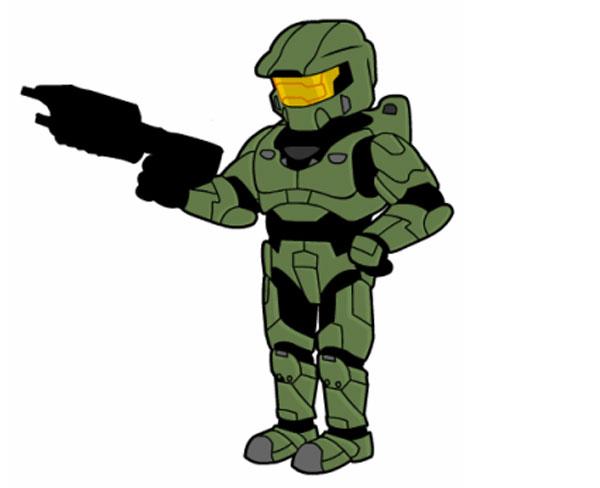 Мастер Чиф из Halo