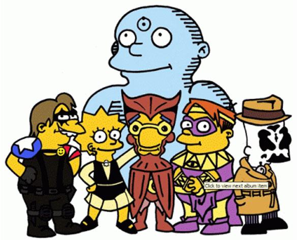 Симпсоны - хранители