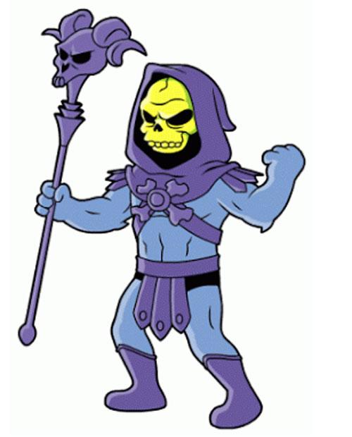 Скелетор