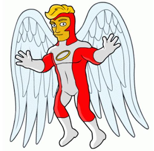 Ангел из X-Men