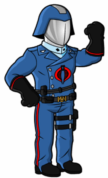 Командир отряда Кобра