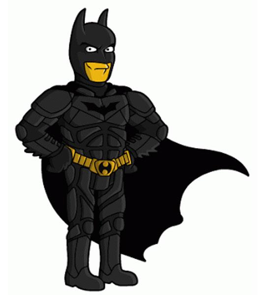 Бэтмен: начало