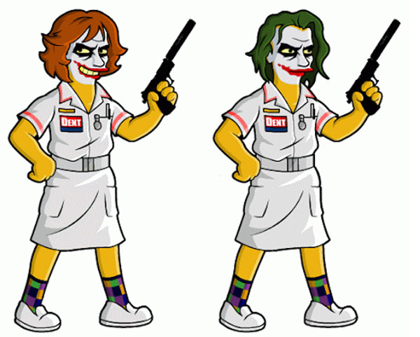 Джокер-медсестра