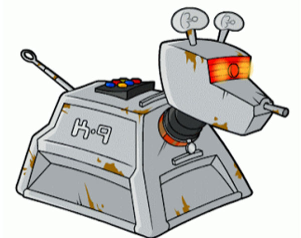 Собака-робот К9