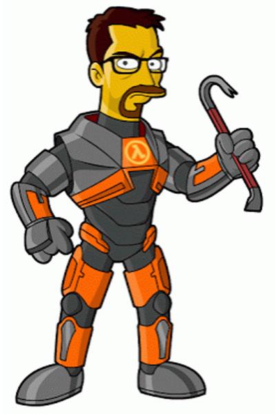 Фримен из Half-Life