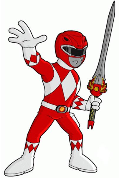 Красный Рейнджер
