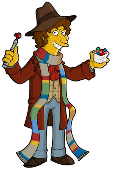 Четвертый Доктор