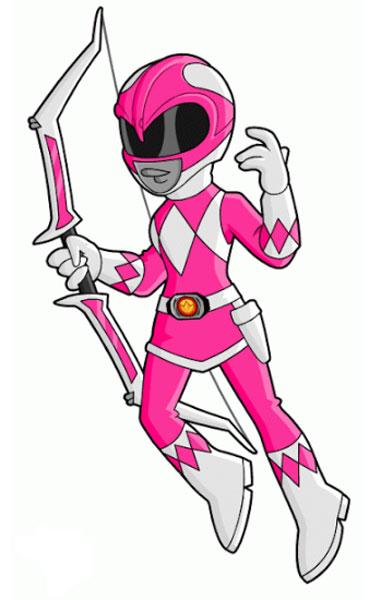 Розовый Рейнджер