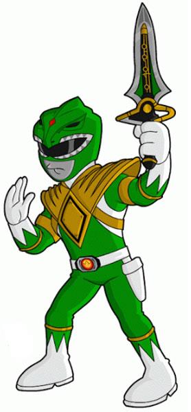 Зеленый Рейнджер