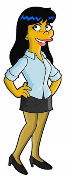 Вероника из комиксов