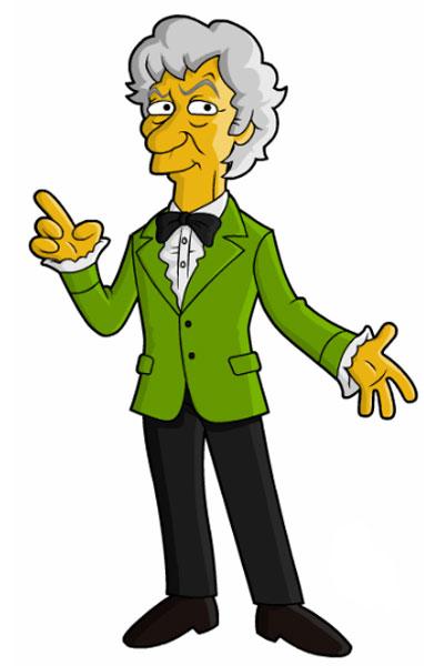 Доктор Кто в зеленом жакете