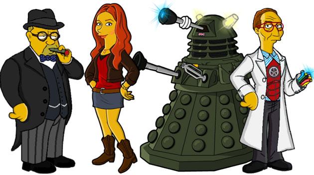 Доктор Кто и расы мутантов