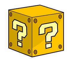 Загадочный ящик из Супер Марио