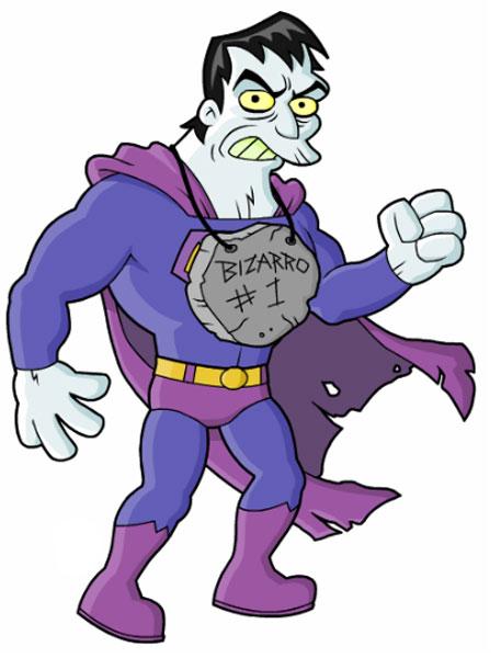 Биззаро враг Супермена
