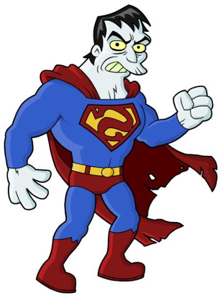 Антипод Супермена - Биззаро