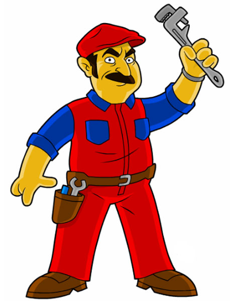 Супер Марио версия из фильма