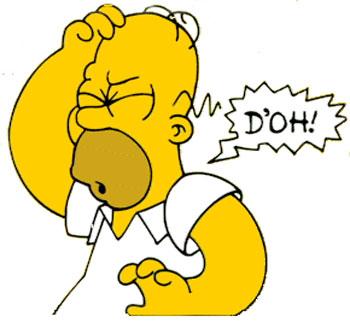 Гомер D'oh!