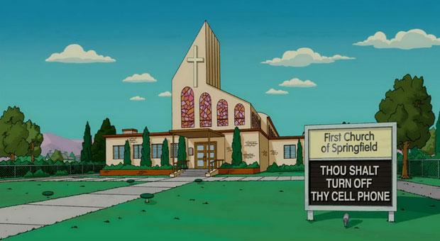 Первая церковь Спрингфилда