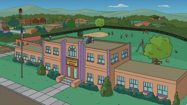 Школа Спрингфилда