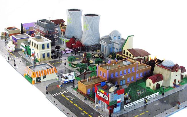 Лего Спрингфилд