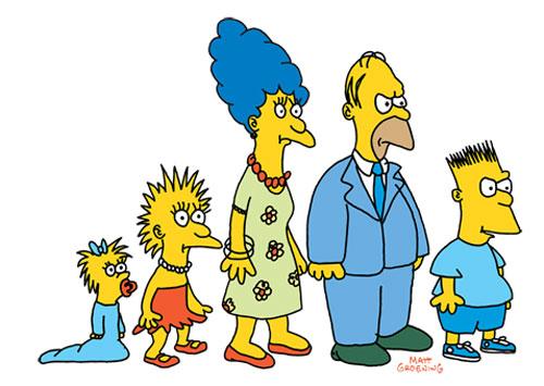 Симпсоны из прошлого