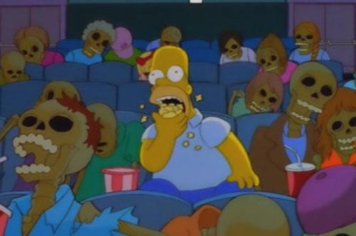 Гомер мертвецы