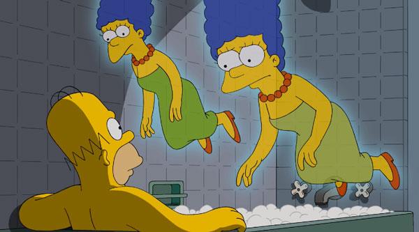 Призрак Мардж Симпсон