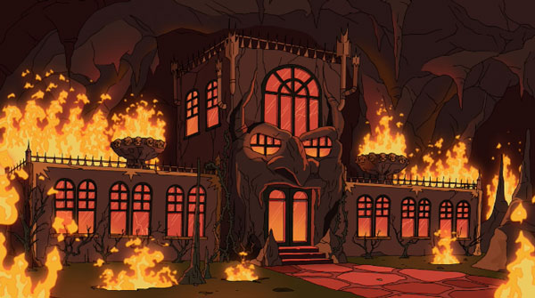 Школа из ада в Спрингфилде