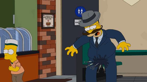 Гомер бизнесмен