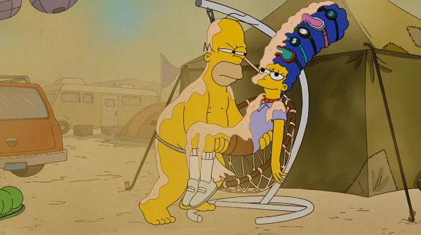 Мардж под наркотиками