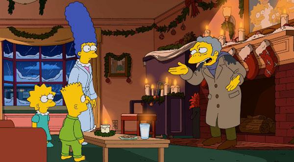 Мо у Симпсонов