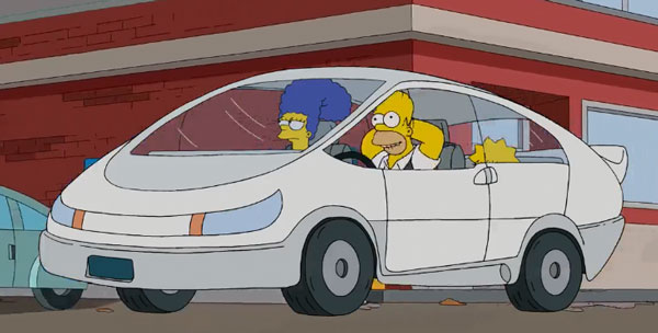 Самоуправляемый автомобиль