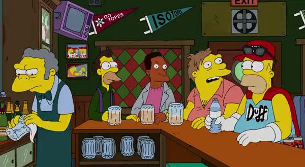 Гомер не пьет пиво