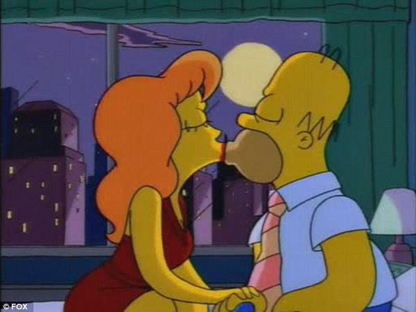 Гомер и Минди