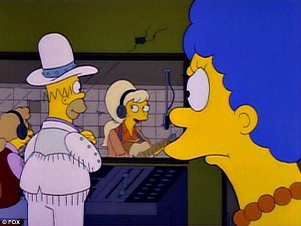 Гомер и Ларлин