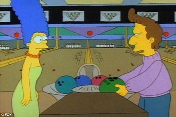 Мардж и Жак в боулинге