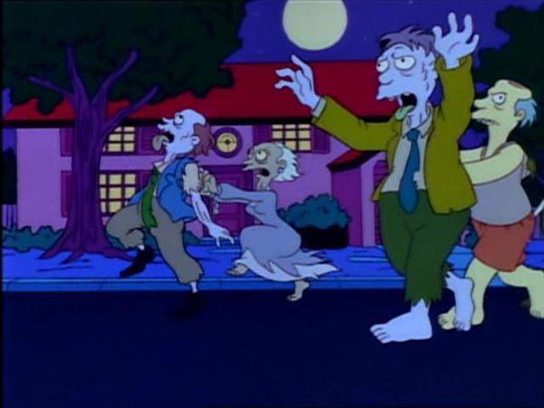 Зомби в Спрингфилде