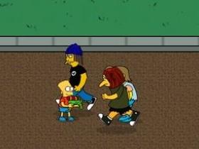 Барт против хулиганов