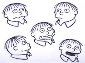 Рисуем Ральфа Вигама