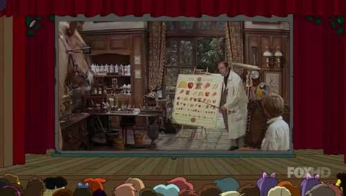 Доктор Дулитл в кинотеатре