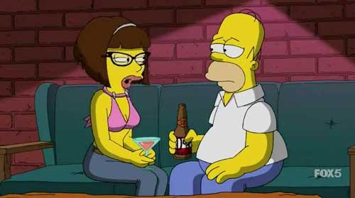 Гомер с Кэндис
