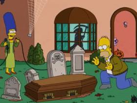 Симпсоны 27 сезон 4 серия - день перед Хэллоуином