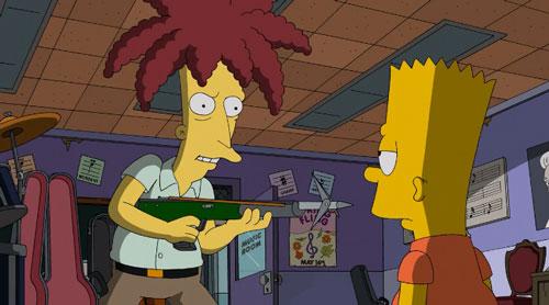 Шестерка Боб хочет убить Барта