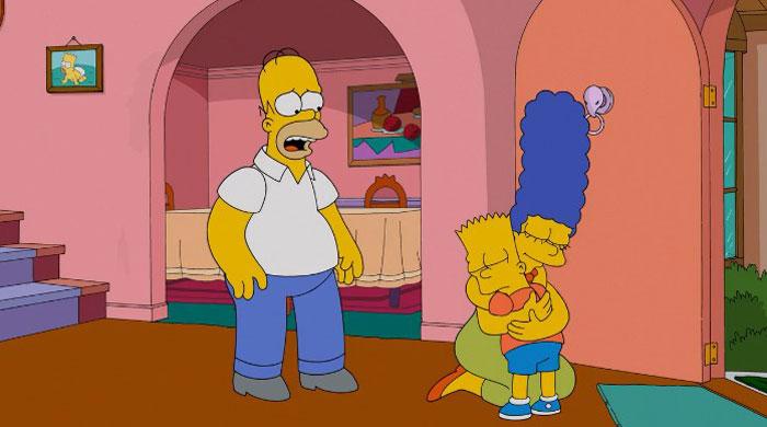 Барт возвращается домой