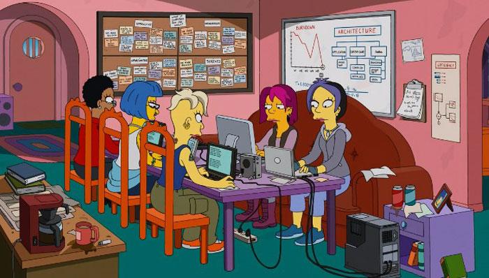 Команда программистов