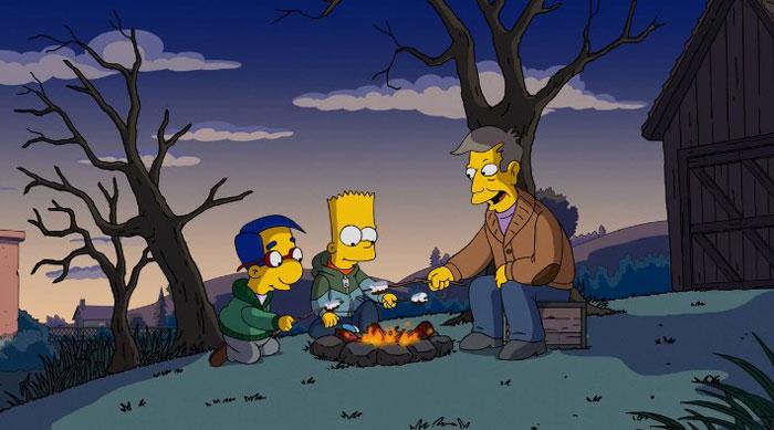 Барт и Скиннер