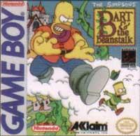 Игра Симпсоны: Барт и бобовый стебель